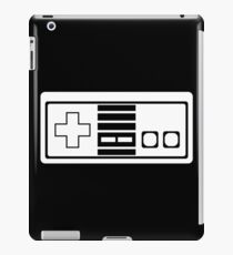 Nes - 8bit retro gamer iPad Case/Skin