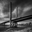 Bolte Bridge  by Christine Wilson