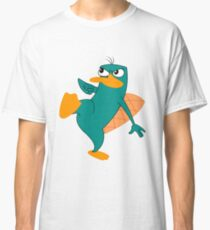 Perry El Ornitorrinco Classic T-Shirt