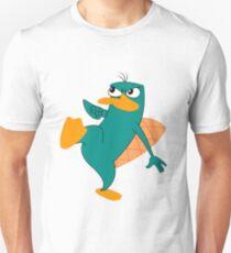 Perry El Ornitorrinco T-Shirt