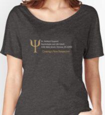 Dr. Richard Nygaard Chris Traeger Women's Relaxed Fit T-Shirt