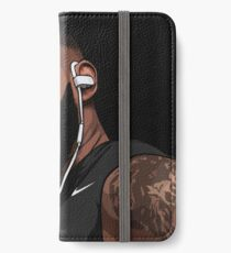 86aab81744fe LeBron James iPhone Wallet Case Skin