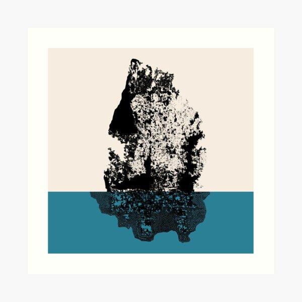 Øen Art Print