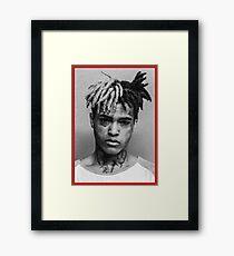 XXXTentacion Framed Print