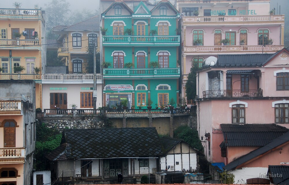 Sapa Houses by Inishiata