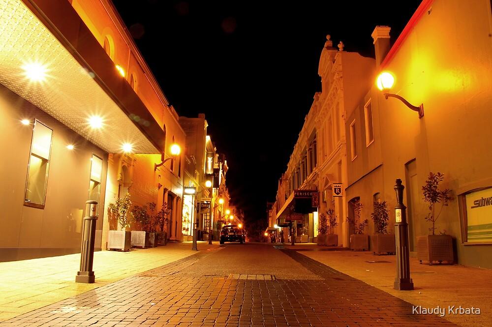 king street by Klaudy Krbata