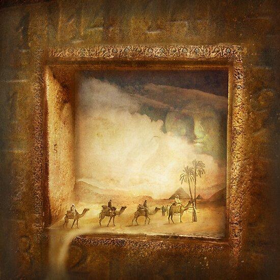 Caravanserei by Aimee Stewart