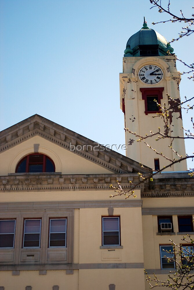 Grant Hall, Ft. Leavenworth by born2serve