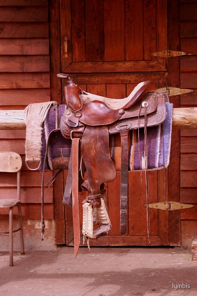 Saddle Rest by Lynn Stratton