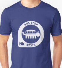 Camiseta unisex Nuevo Neko Bus Stop Merch