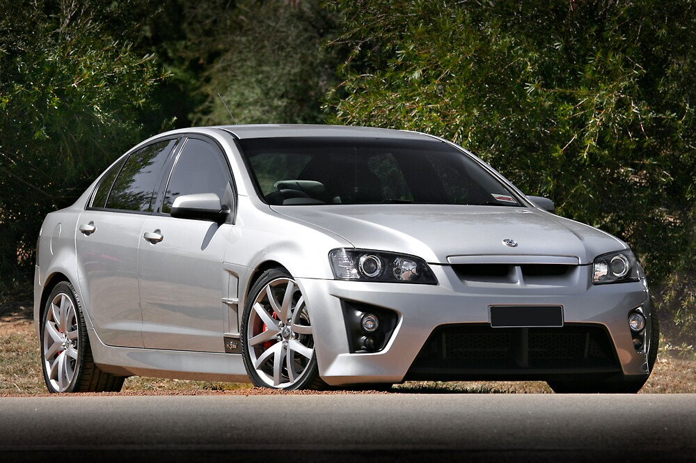 Holden VE R8 CLUBSPORT by Stanislaw