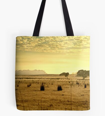 Dry Pasture,Mt Duneed Tote Bag