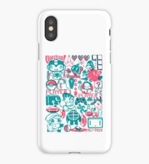 Let us play iPhone Case/Skin