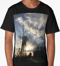 bright sky Long T-Shirt