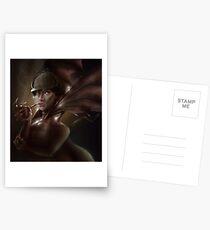 Sherlock CumberSmaug Postcards