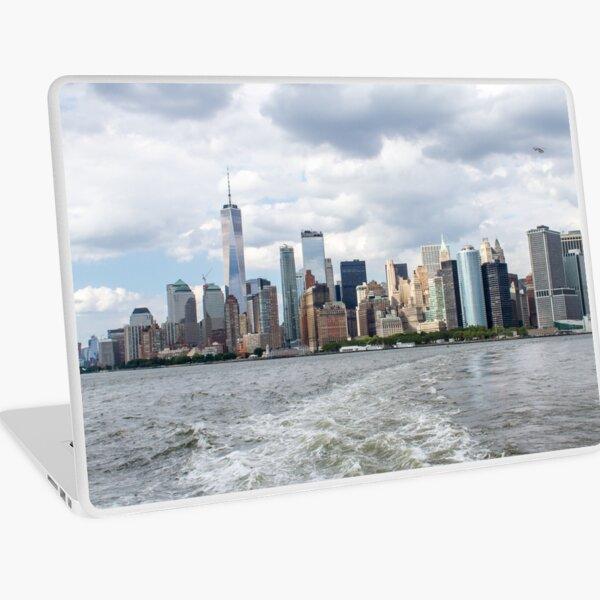 NYC Skyline 2017 Laptop Skin