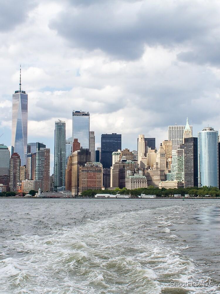 NYC Skyline 2017 by ShootFirstNYC