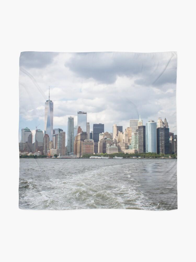 Alternate view of NYC Skyline 2017 Scarf