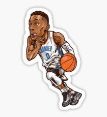 Russ   Russell Westbrook Sticker