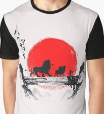 Haikuna Matata Graphic T-Shirt
