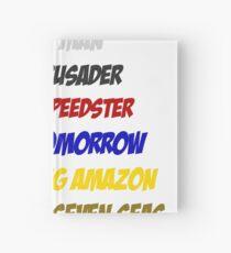 JL Sobriquets Hardcover Journal
