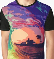 Ocean of Colors Graphic T-Shirt