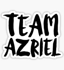 Azriel - Team Azriel - A Court of Thorns and Roses - ACOMAF - ACOWAR - ACOTAR Sticker