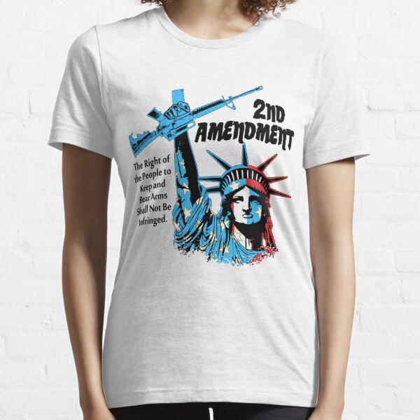 2nd Amendment - Liberty Essential T-Shirt