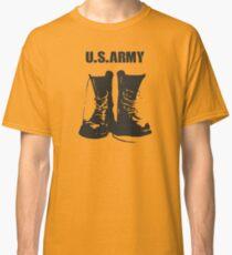 US Army diseño militar fashion Classic T-Shirt