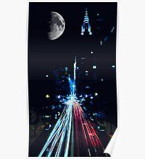 Nights of New York  Poster