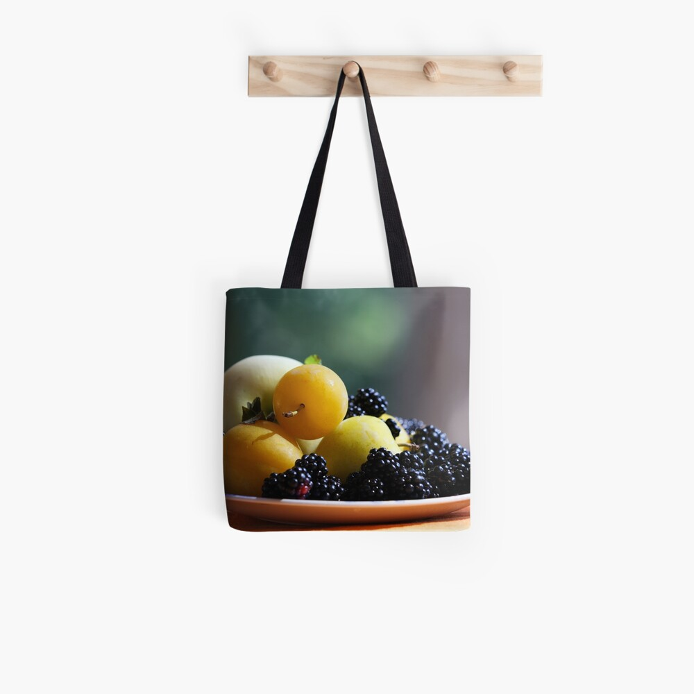 August Still Life  Tote Bag