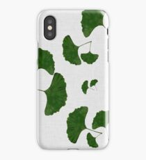 Ginkgo Leaf I iPhone Case/Skin