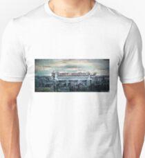 RAINY DAY / STADIUM SAN SIRO Unisex T-Shirt