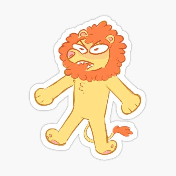 Xe Screams Sticker
