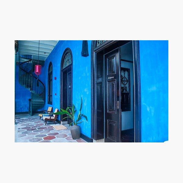 Cheong Fatt Tze Mansion - Penang Photographic Print