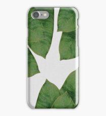 Banana Leaf Green III iPhone Case/Skin