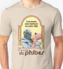 The Abominable Dr Phibes T-Shirt Unisex T-Shirt