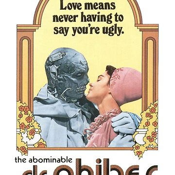 The Abominable Dr Phibes T-Shirt by comastar