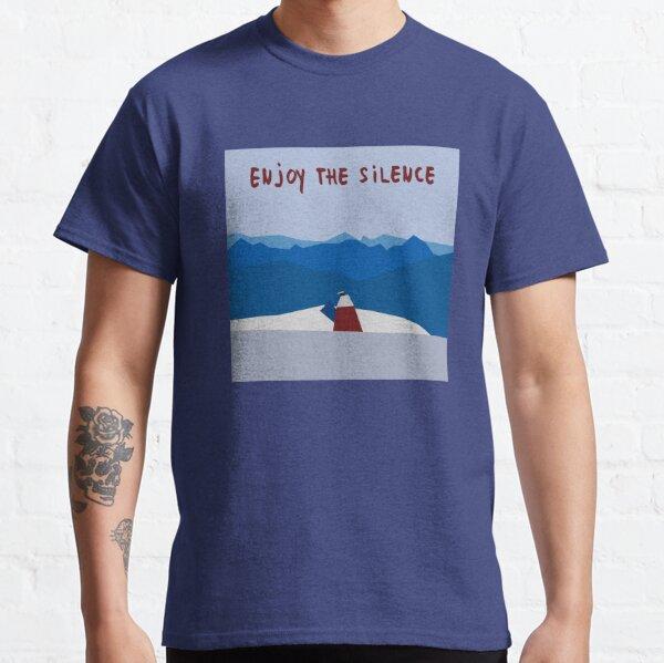 Enjoy the silence Classic T-Shirt
