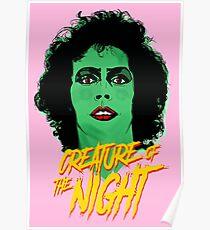 Die Rocky Horror Picture Show - Kreatur der Nacht Poster
