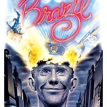 Brazil Movie T-Shirt by comastar