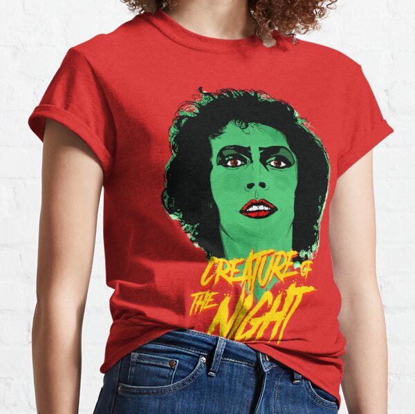 The Rocky Horror Picture Show - Créature de la nuit T-shirt classique