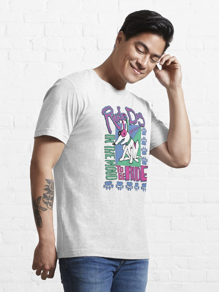 Alternate view of IN THE MOOD TO BE RUDE Essential T-Shirt