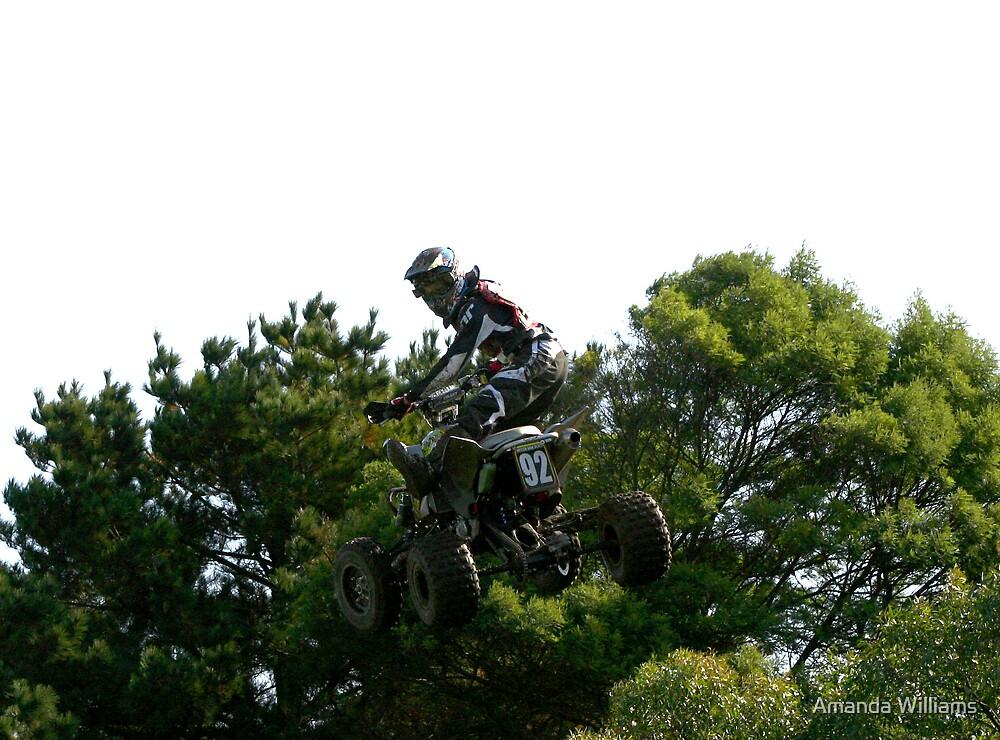 Mitch the stunt man haha by Amanda Williams