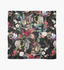 Floral and Birds IX Scarf