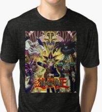 yugioh Tri-blend T-Shirt