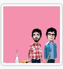Flight of the Conchords 6 Sticker