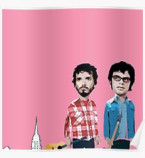 Flight of the Conchords 6 Poster