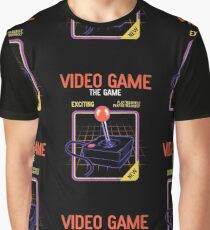 Video Game Graphic T-Shirt