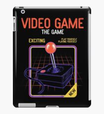 Video Game iPad Case/Skin